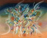 Movimento astratto - Diego Fent