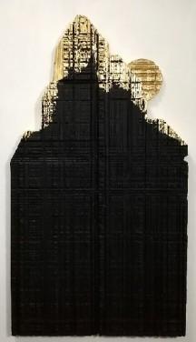 Black and gold - Maria Luisa Giacomin