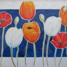 Tulips - Serena Costa