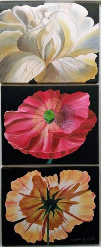 Trolley di fiori - Gabriella Cecchet
